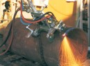 PICLE-1 Manual Pipe Cutting