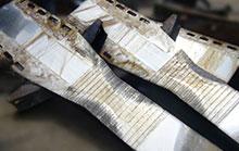 Chromium Carbide Weld Overlay Plate
